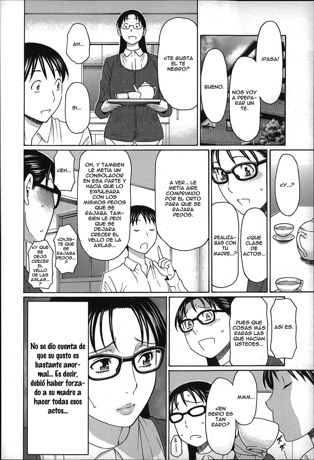 MAMA to Sensei parte 2