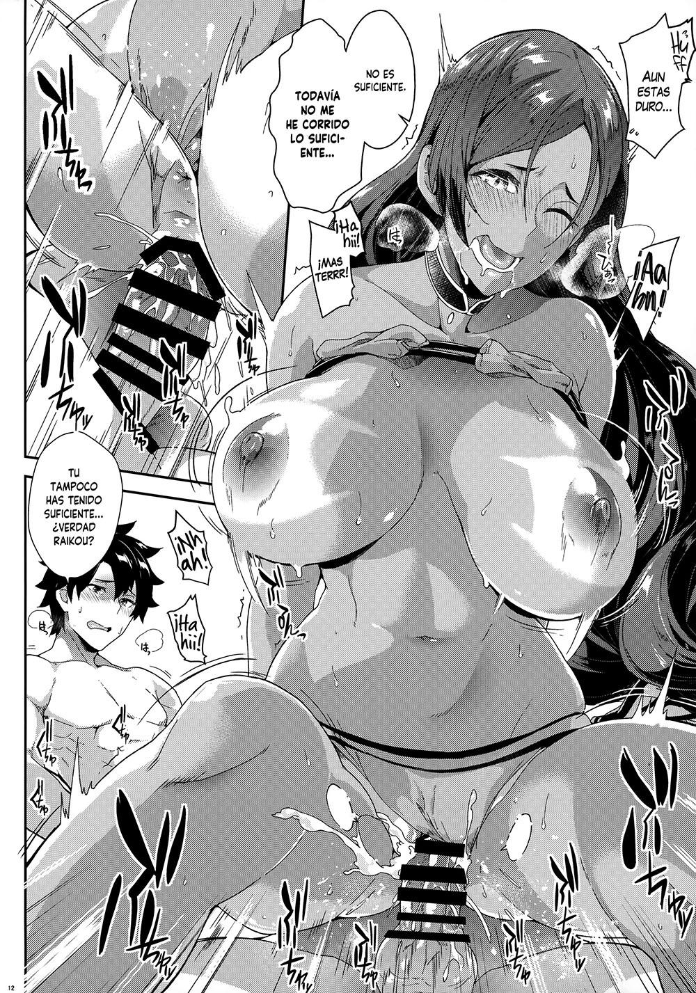 SEXO Repentino con RAIKOU!