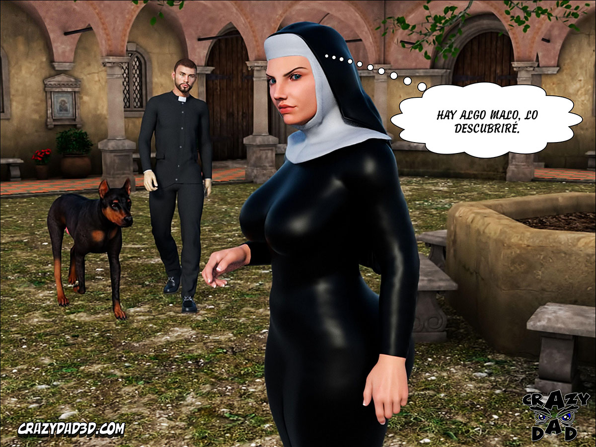 SISTER GRACE parte 4