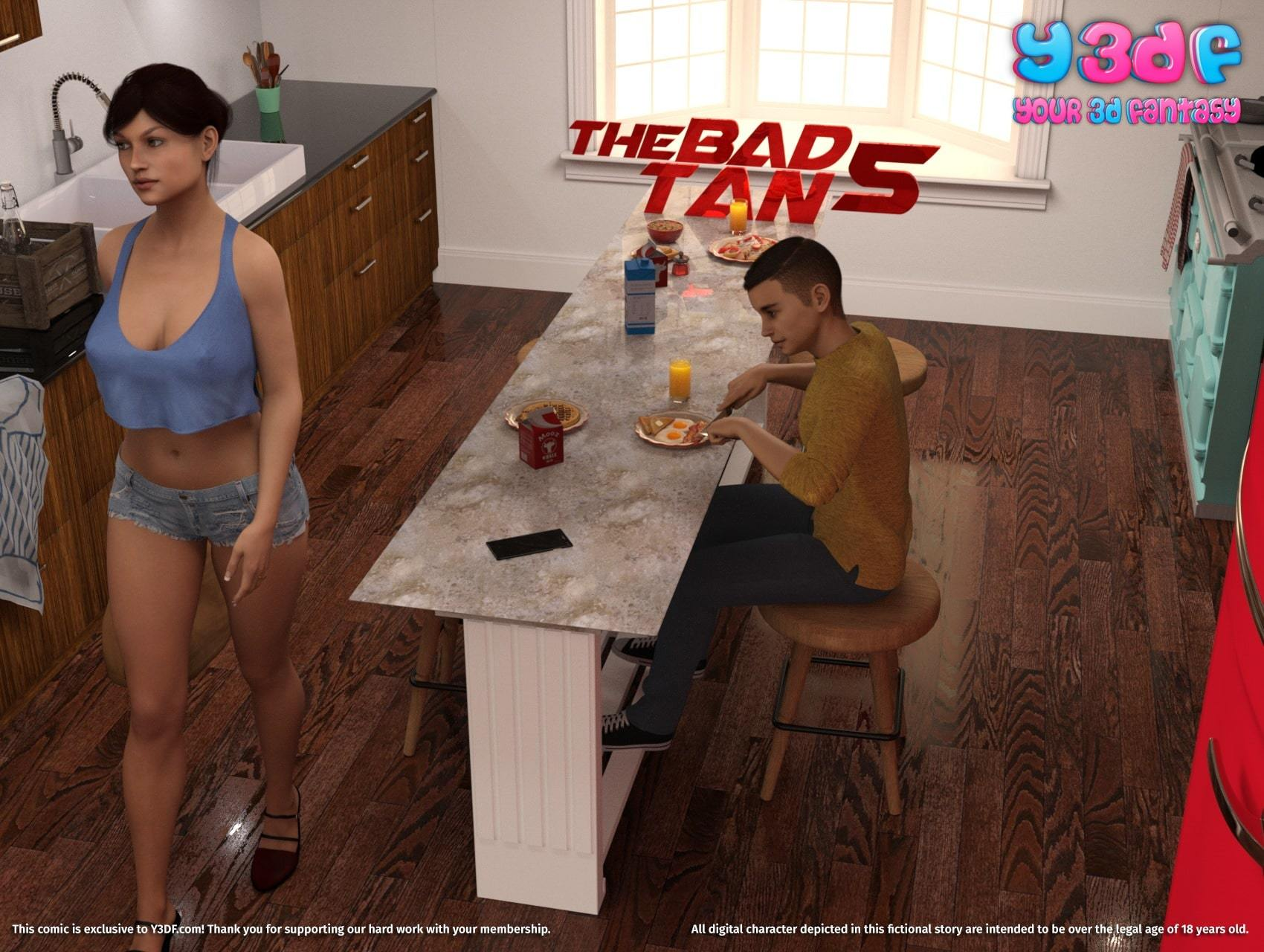The BAD TAN parte 5